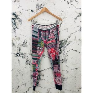 Victoria's Secret Multi-Pattern Pajama Pants